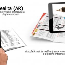 Rozšírená realita, značky, typy AR